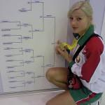 вандарьева катя, барби, кик файтер, красавица муай тай, чемпионка мира, лучшая спортсменка, тренер Добротворский