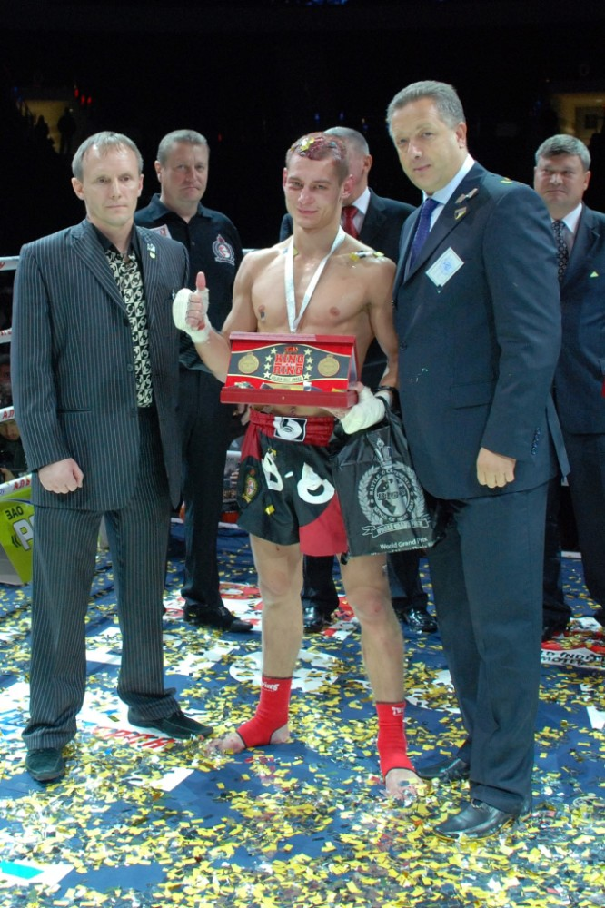 Best world fighter 2009 Kulebin