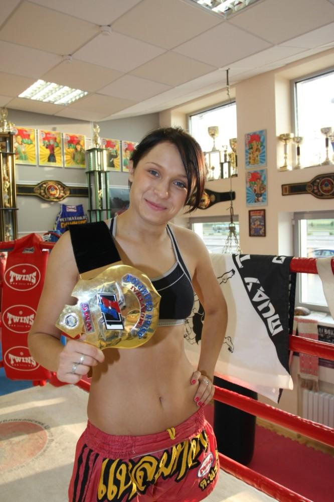 Алла Ивашкевич - чемпионка мира