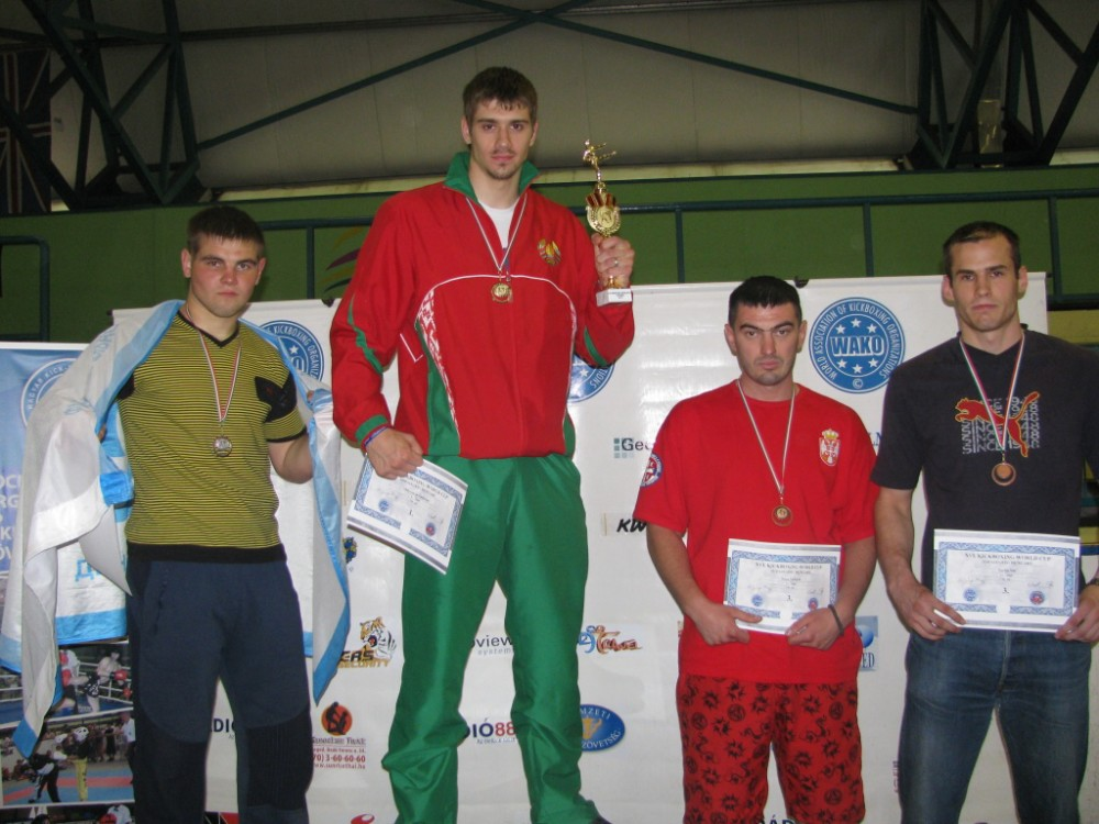 Alexandrov Vlad - World Cup winner 2010