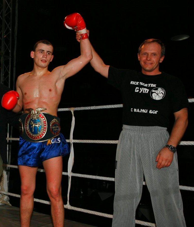 Valent - world champion by KO 2007