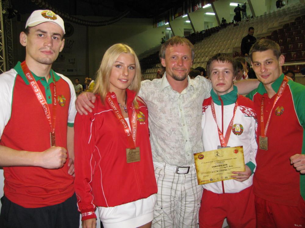 2011 European champions