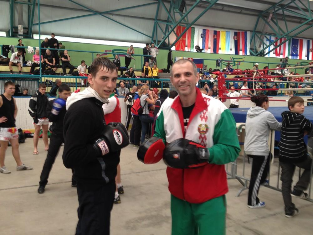 with Pavel Delendik