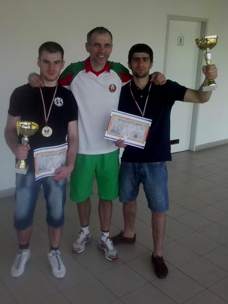 World cup 2013 (2 golds)
