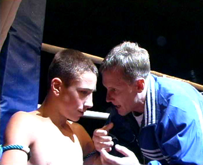 Pekarchik Alexei & Coach Evgeni Dobrotvorski