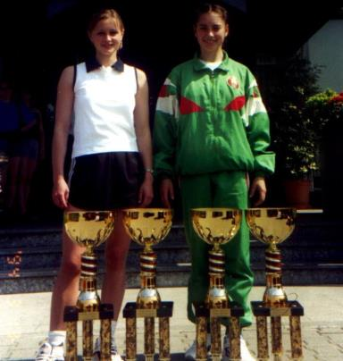 Valentinova & Busigina World cup winners