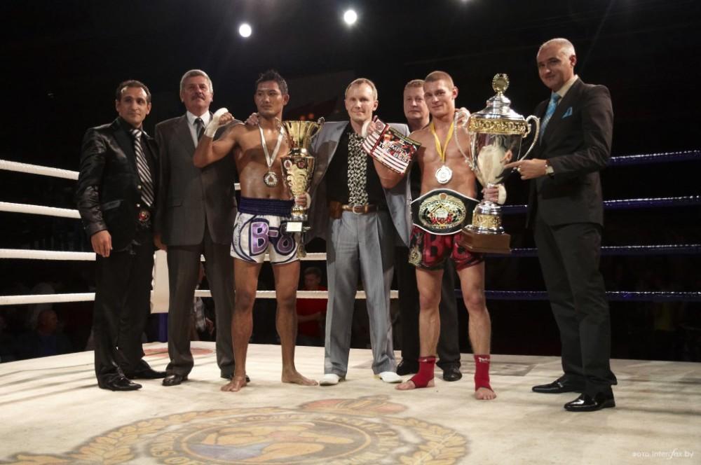 Bullet win Noparat 2009