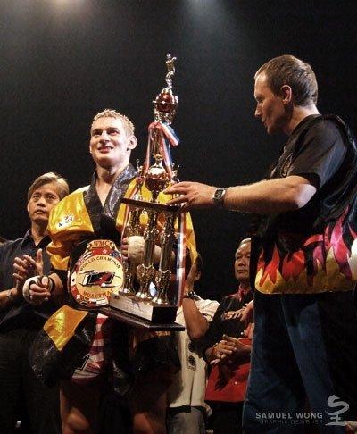 World Champion 2008 WMC
