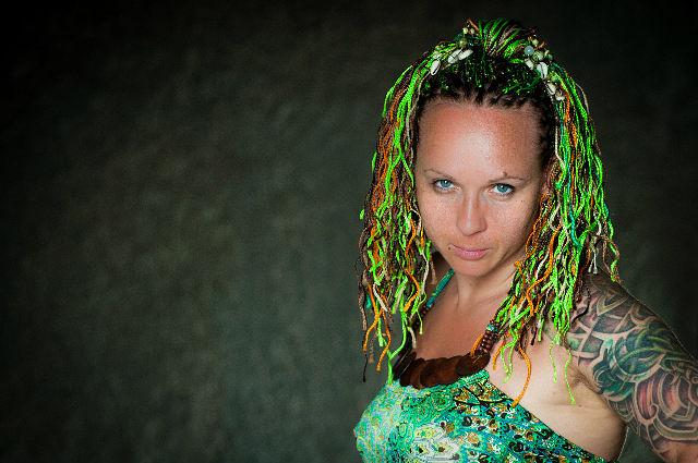 Марина Зелёная - чемпионка мира