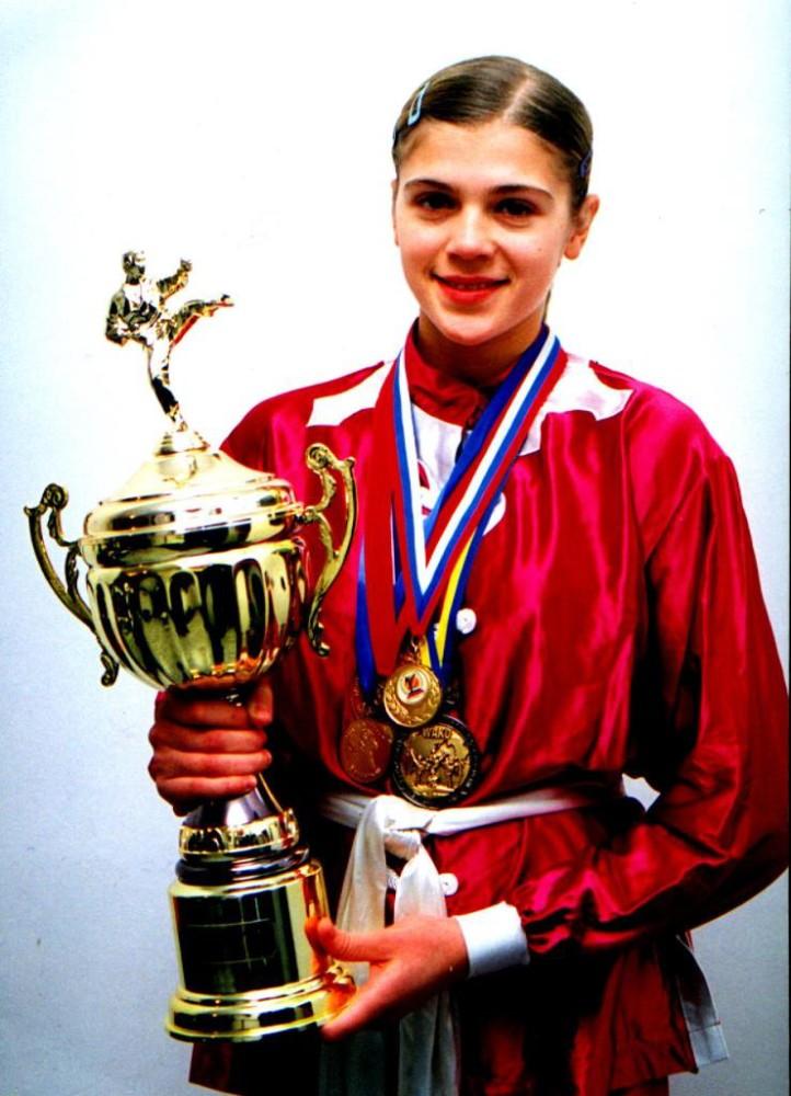 Кожевникова Таня - поб. Кубка мира