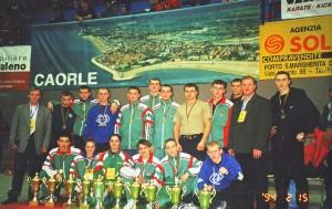 команда 1999