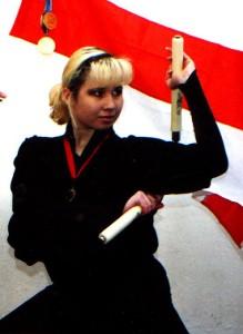 Наталья Бордиян - чемпионка Европы МСМК