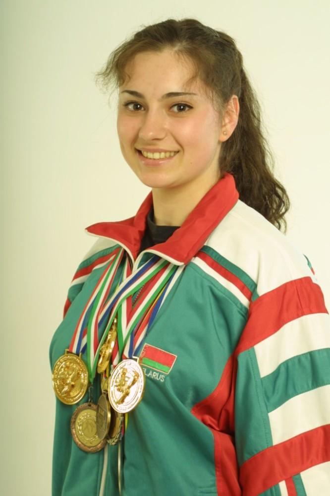 Маша Бусыгина - чемпионка мира