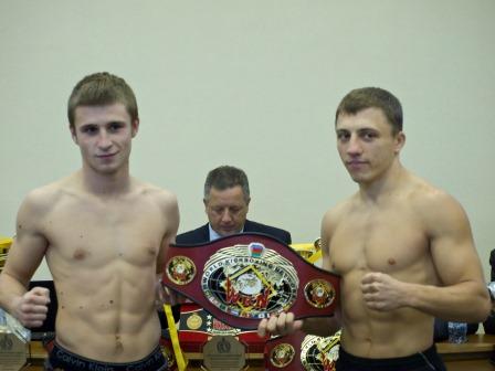 Климович и Лукин