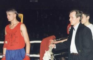 Чемпион Европы Юрий Чигилейчик