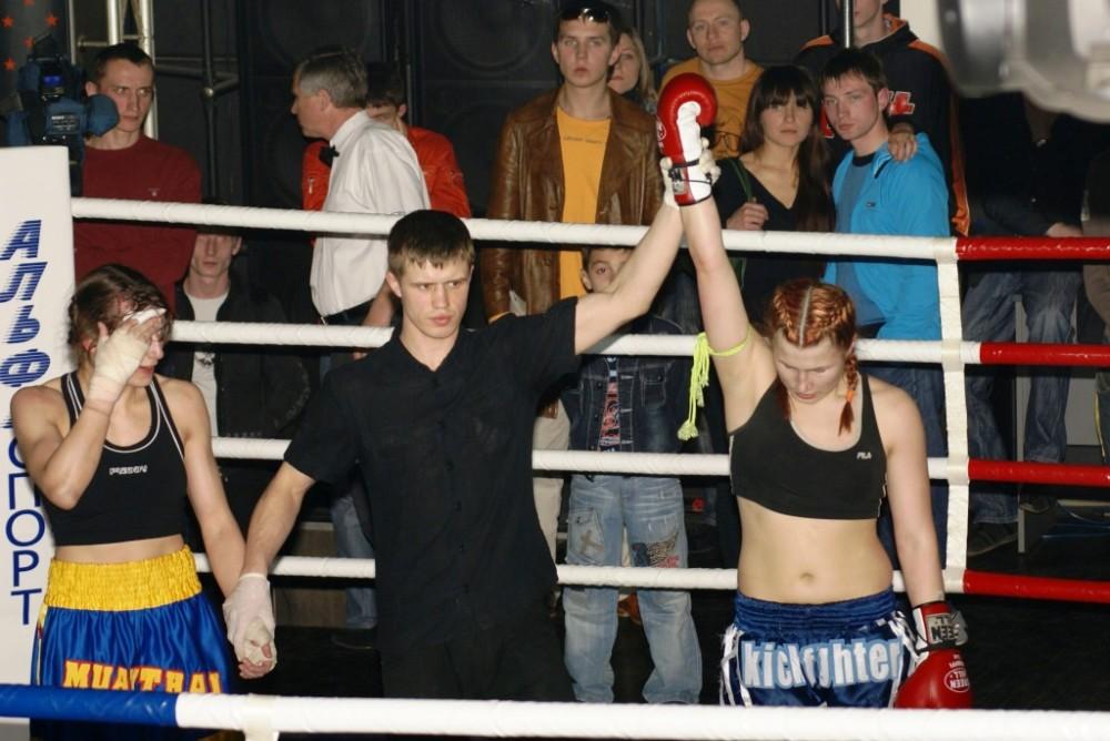 Белуш Мария - чемпионка РБ по профи