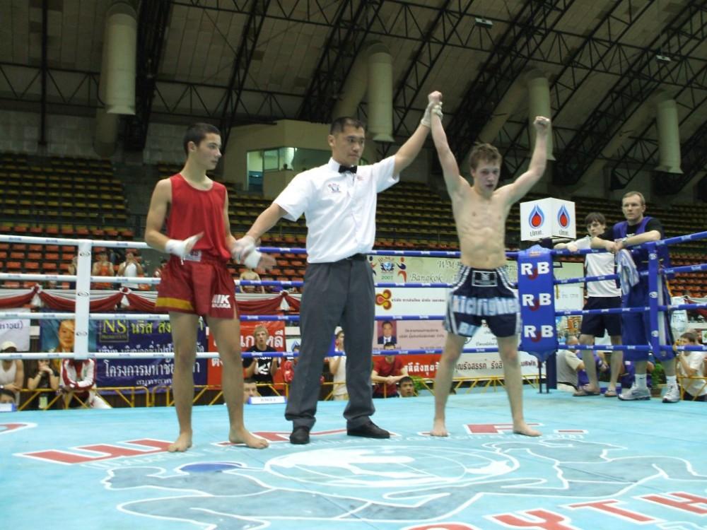 Андрей Заяц выиграл