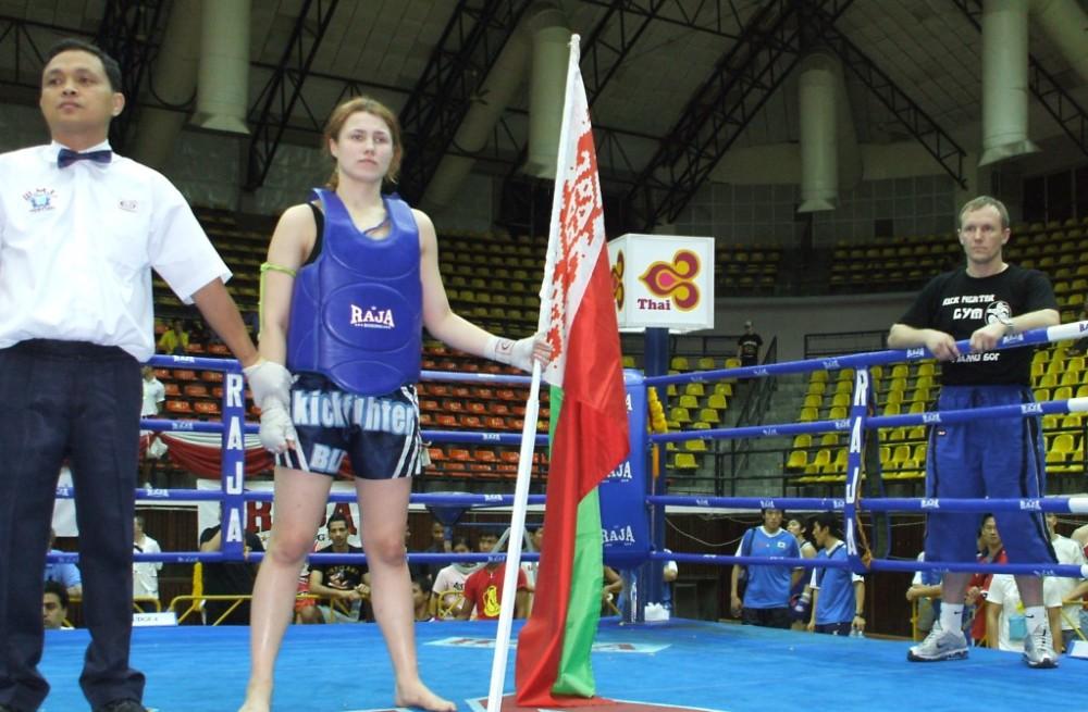 Маша - 2х кратная чемпионка мира