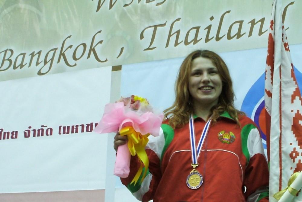 Маша Белуш - чемпионка мира