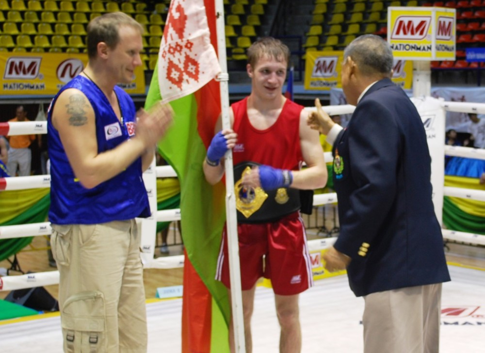 Заяц Андрей - чемпион мира 54кг