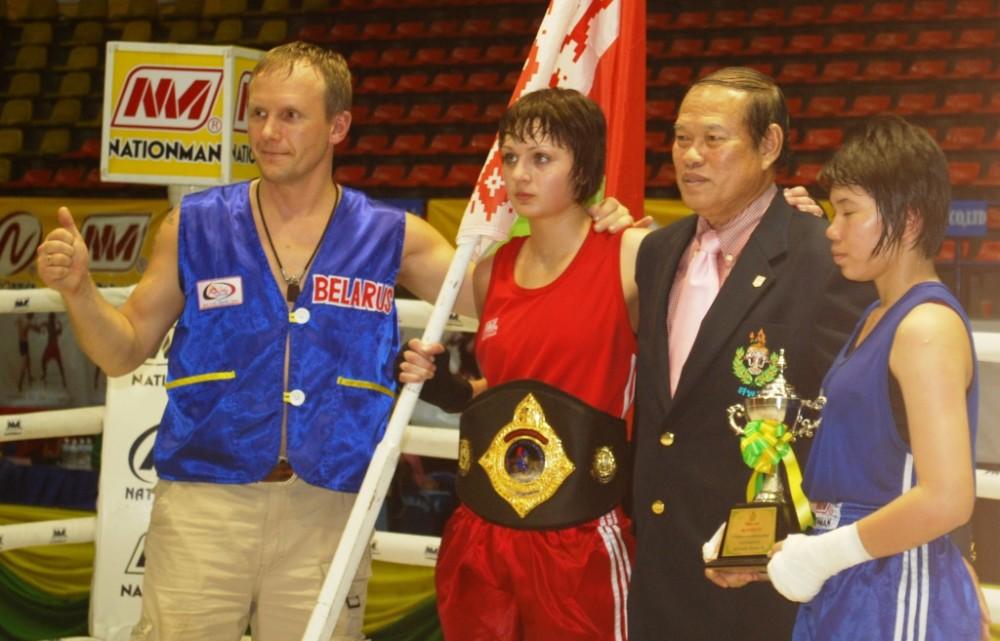 Катя - Чемпионка мира 51кг
