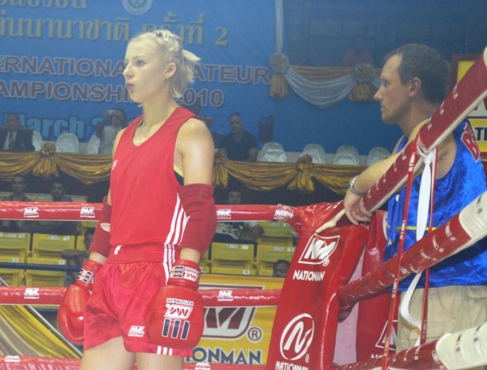 Вандарьева в финале