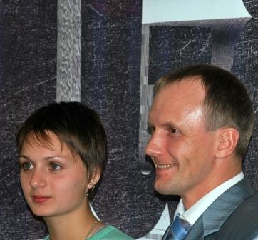 Изотова К. и тренер