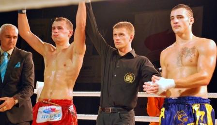 Чемпион мира WKN - Валент