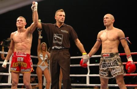 Кулебин - чемпион