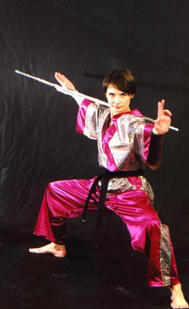 Даша Машаро - чемпионка мира