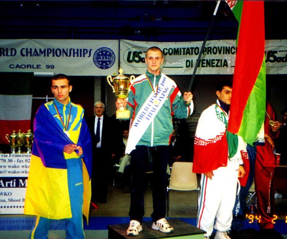 Гвоздев - чемпион мира