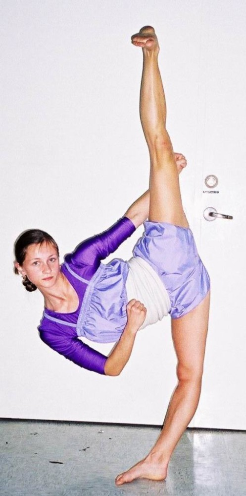 Оля Валентинова - чемпионка мира