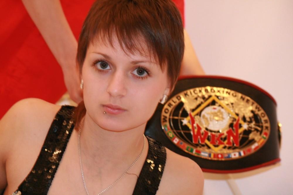 Катя Изотова - чемпионка мира