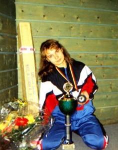 Машаро Дарья - призёр чемпионата мира
