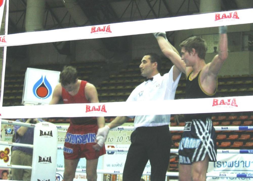 Кулебин победил Петрова