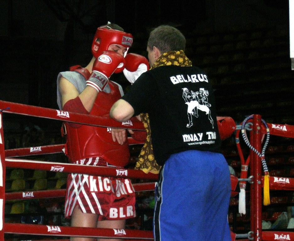 Паша Ревтович и тренер