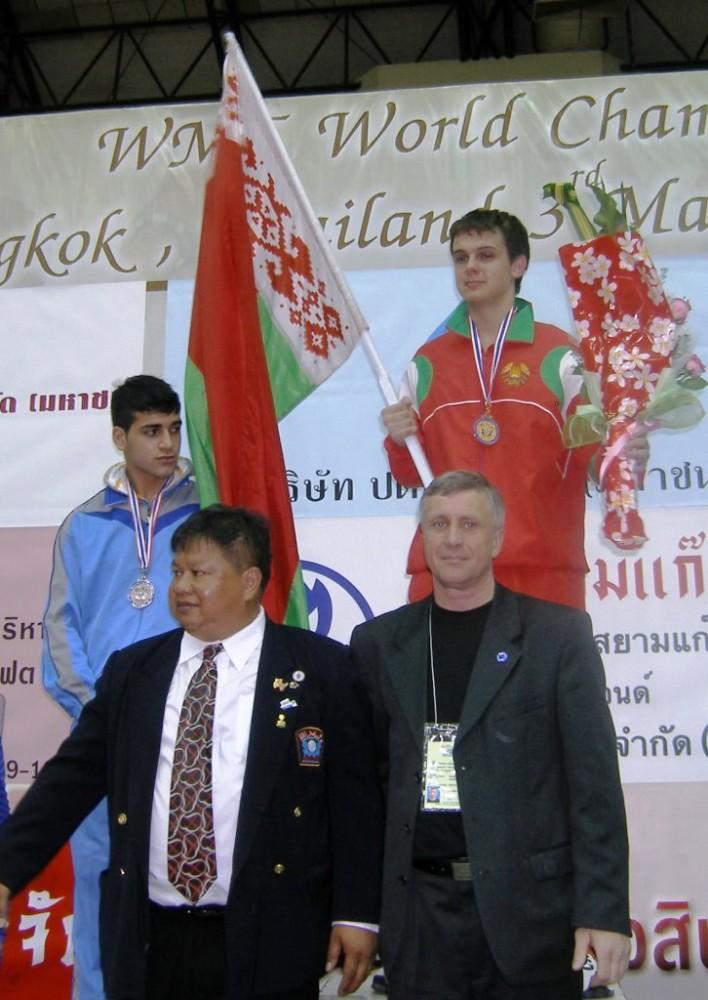 Егор Мордас - чемпион