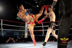 Seanchai Sor King Star high kick