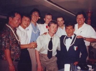Президенты национальных федераций Муай Тай