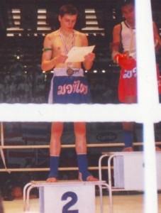 Олег Пилатов - призёр чемпионата мира