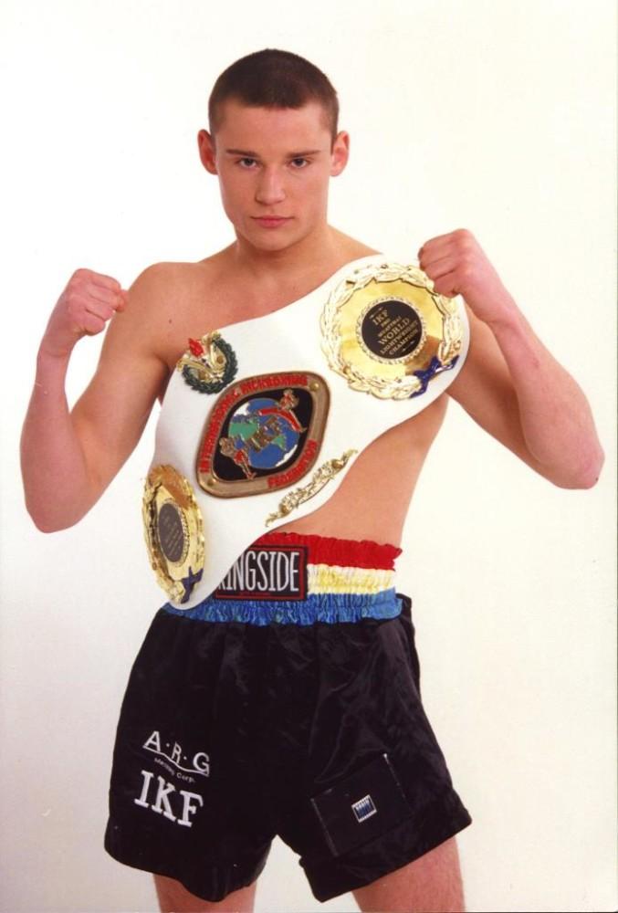 Чемпион мира в 17 лет Шиш В.