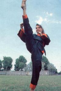 Татьяна Анженко - легенда 90х