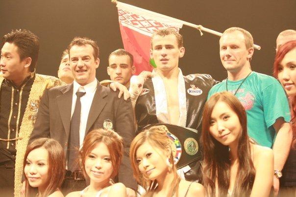Дима чемпион мира WMC