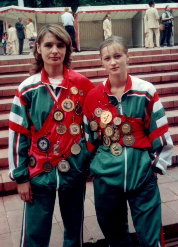 Машаро и Валентинова
