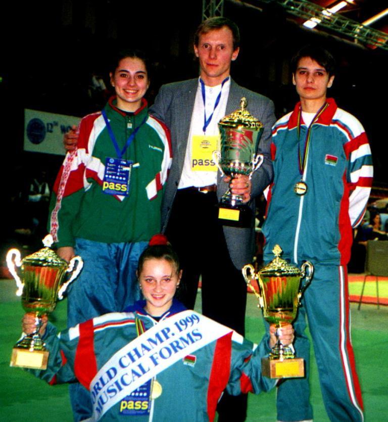 1999 год Италия ЧМ