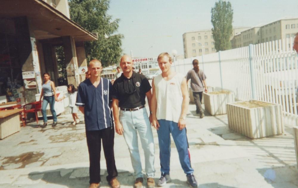 В Косово после победы