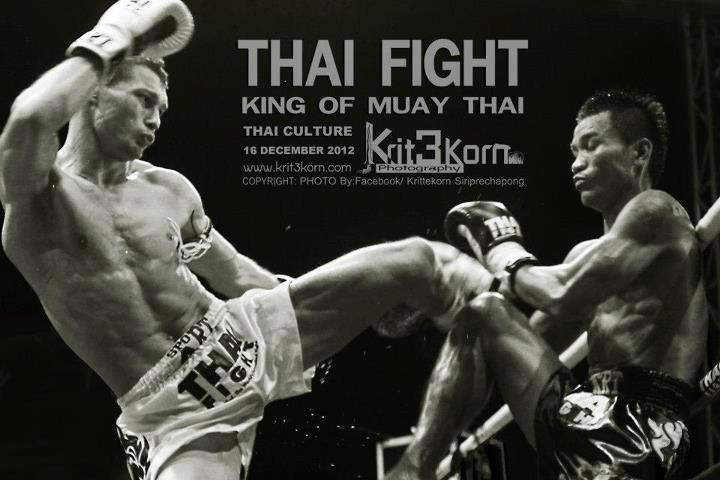 Постер Thai Fight