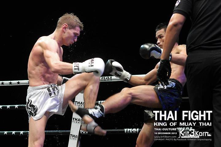 Thai Fight финал