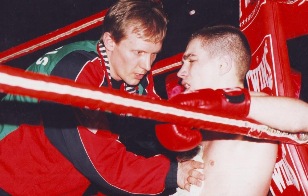 Тренер и Дима