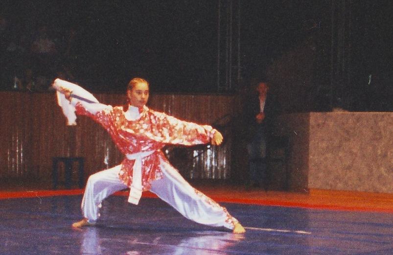 Всемирные игры Москва 1998